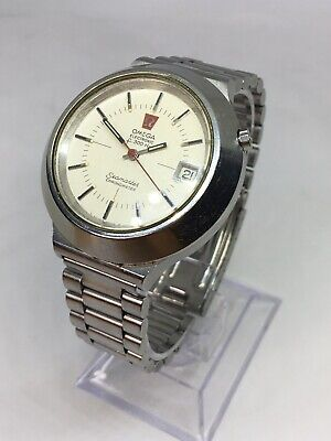 AU2063.30 • Buy 1971 OMEGA F300HZ Seamaster Chronometer - 198.012 - Stainless Steel W/ Papers