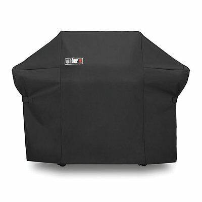 $ CDN99.56 • Buy Weber 7108 Grill Cover With Storage Bag For Summit 400 Series Gas Grills