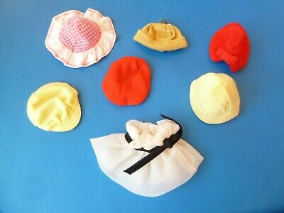 $ CDN32.99 • Buy Vintage Barbie Skipper Tutti Ken Lot Of Hats From 1960's (1)