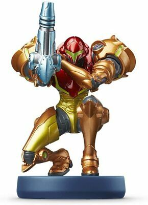 AU142.05 • Buy NEW Nintendo 3DS Amiibo SAMUS Aran METROID SAMUS RETURNS JAPAN OFFICIAL IMPORT