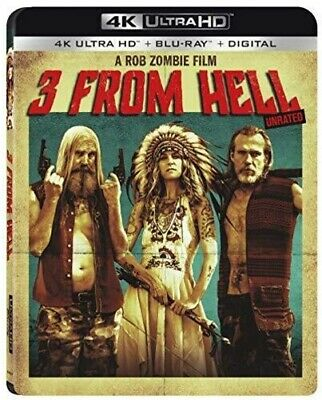 AU46.99 • Buy 3 From Hell New 4k Bluray