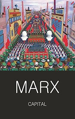 Capital: Volumes One And Two Classics Of World  By Karl Marx New Paperback Book • 5.39£
