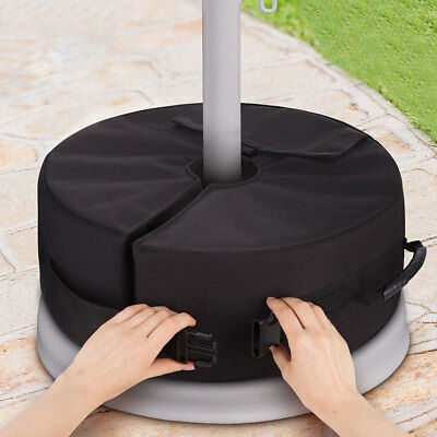 AU28.99 • Buy Foldable Weight Sand Bag For Umbrella Base Stand Outdoor Patio Tent Billboard