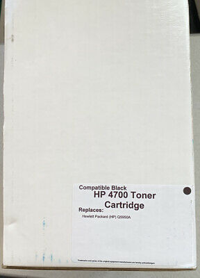 Hp 4700 BlackCompatible Toner • 39.99£
