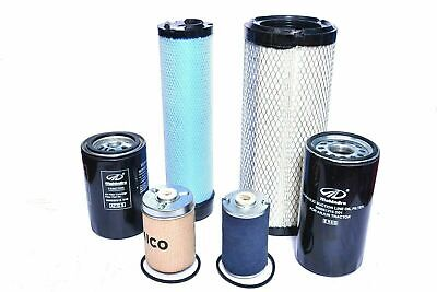 $56.99 • Buy Mahindra Tractor Filter Economy Pack Of 6 For 4500 / 5500 / 6000 / 6500