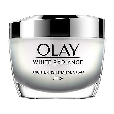 AU28.99 • Buy Olay White Radiance Advanced Fairness Brightening Intensive Cream, 50g QD360
