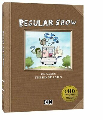 Regular Show: The Complete Third Season (3pc) New Dvd • 27.48£