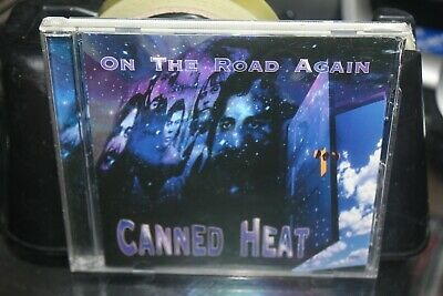 Canned Heat - On The Road Again - CD ALBUM (BOX CD4) • 5.99£