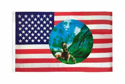 $30.29 • Buy 5 Pack RIDING INDIAN CIRCLE 3X5 Polyester Flag