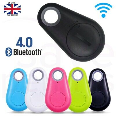 Smart Wireless Bluetooth 4.0 Key Finder Anti Lost Tracker Alarm GPS Locator ITag • 2.99£