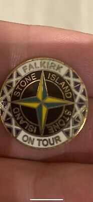 Falkirk On Tour Hooligan Badges • 5£