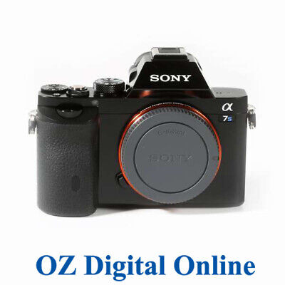 AU3999 • Buy NEW Sony Alpha A7S Body Mirrorless 12.2MP Full Frame A7 S DSLR Camera 1 YrWty