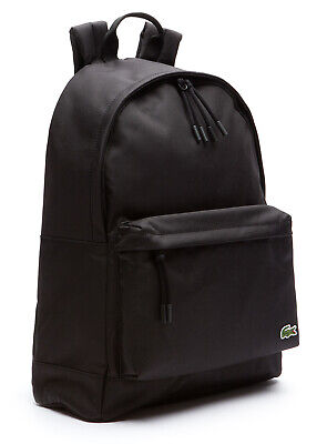LACOSTE Neocroc Backpack Black • 61.39£