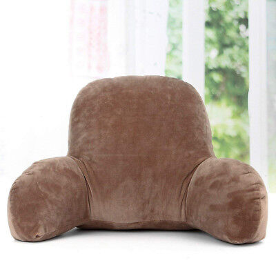 AU52.99 • Buy Large Office Chair Backrest Lounger Lumbar Pillow Back Support Bed Cushion
