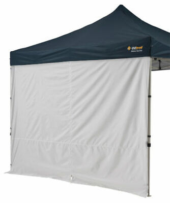 AU44.99 • Buy Oztrail Gazebo Solid Wall Centre Zip Kit 3.0 Camping Hiking Outdoors Equipment