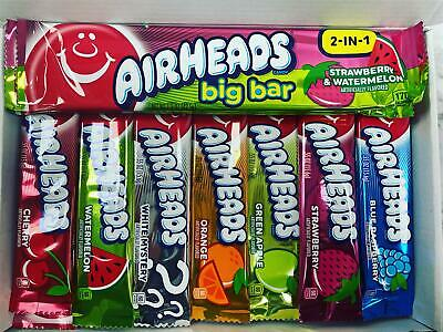 £9.99 • Buy Airheads Sweets Gift Box Candy Hamper Personalised USA Gummy Candies