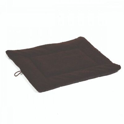 YAP Dog Roventa Chocolate Lambswool Cage Mat • 24.98£