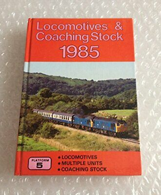 £100.99 • Buy Locomotives And Coaching Stock 1985 Paperback Book The Cheap Fast Free Post