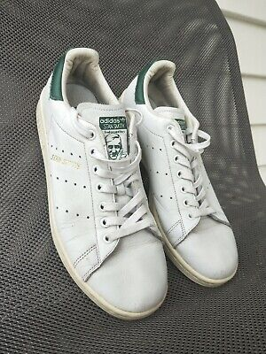 AU35 • Buy Adidas Originals Stan Smith Leather Sneakers In White. US 9. RRP $150