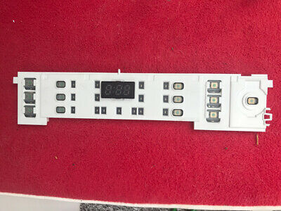 Bosch Dishwasher Front Switch Panel • 16£