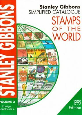 £6.49 • Buy Simplified Catalogue Of Stamps Of The World: Fo... By Gibbons, Stanley Paperback