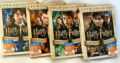 $ CDN101.48 • Buy NIP Unopened HARRY POTTER FILM COLLECTION Complete Set Of 8 DVD Movies