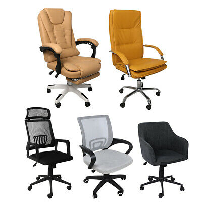 AU169.99 • Buy Levede Office Chair Gaming Chairs Computer Recliner Mesh Racing PU Executive