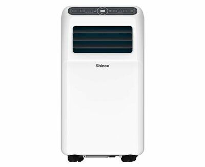AU349 • Buy Shinco SPF3 9000BTU 2.6kw Portable Air Conditioner Remote Caravan