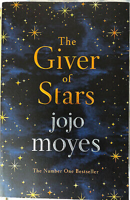 AU19.95 • Buy The Giver Of Stars By Jojo Moyes