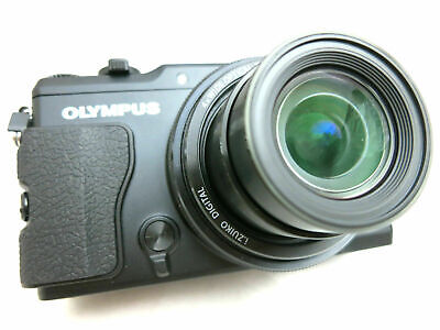AU592.90 • Buy Olympus Stylus XZ-2 Compact Digital Camera Black *superb Bundled W. Box