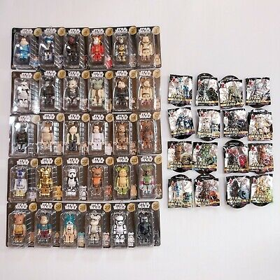 $242 • Buy Medicom 100% Bearbrick Star Wars 30pcs & 16pcs Of Pepsi Novelty 70% Be@rbrick
