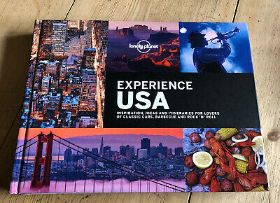 £7 • Buy Lonely Planet Experience USA (Travel Guide)