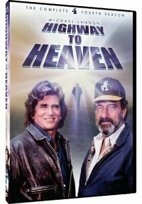 Highway To Heaven: The Complete Fourth Season New Dvd • 12.51£