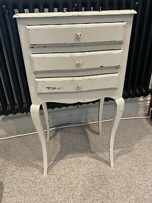 Original French Bedside Table • 35£