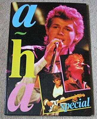 A-HA SPECIAL. By Lanigan, Jane. (Editor). Book The Cheap Fast Free Post • 14.99£