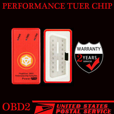 $27.99 • Buy Power Tuner Chip Fits 05-2014 Ford Mustang - Performance Tuning Programmer