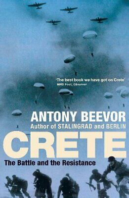 Crete: The Battle And The Resistance New Paperback Book • 11.14£