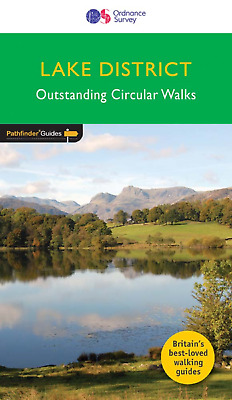 Ordnance Survey Pathfinder Guide - Lake District Walks • 8.99£