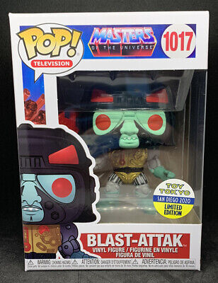 $49.75 • Buy Funko Pop! Masters Of Universe Blast-Attak 2020 SDCC Toy Tokyo Shared Exclusive