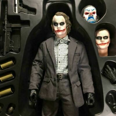 $ CDN422.26 • Buy Hot Toys MMS 79 Batman The Dark Knight The Joker (Bank Robber Version 1.0)