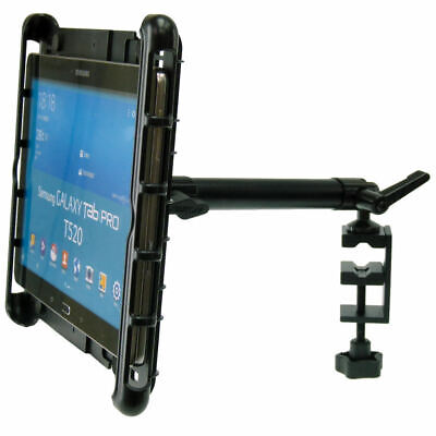 AU74.30 • Buy Desk Bench Counter Treadmill Cross Trainer Music Stand Mount For Galaxy TAB PRO