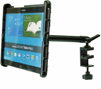 AU74.30 • Buy Desk Bench Counter Treadmill Cross Trainer Music Stand Mount For Galaxy Note PRO