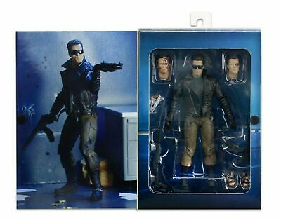 £39.95 • Buy Neca The Terminator Ultimate Police Station Assault T-800 - 7  Action Figure NEW
