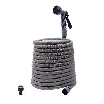 LINZI  Expandable Water Hose Plastic Connectors 30M • 18.39£