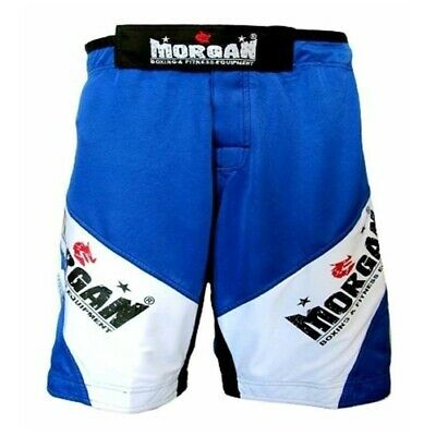 AU59.95 • Buy Competition MMA Shorts - Cross X-Training Wear - Morgan Sports **FREE DELIVERY**