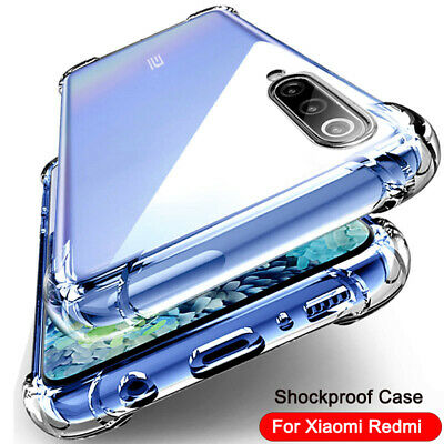 $ CDN4.02 • Buy For Xiaomi Redmi Note 9S 8T 8 7 Pro 8A Mi 9T A3 Shockproof Soft Clear Case Cover
