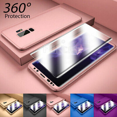 $ CDN12.91 • Buy For Samsung Galaxy Note 10/9/8/S9/S8/Plus/Shockproof 360° Case+Screen Protector