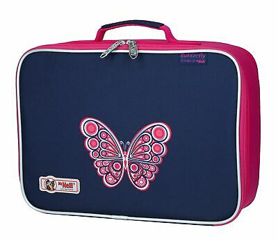 McNeill Travel Bag Suitcase Butterfly • 35.36£