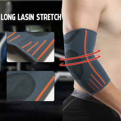 Tennis Elbow Support Strap Brace Band For Gym Sport Golfers Pain Epicondylitis • 2.99£