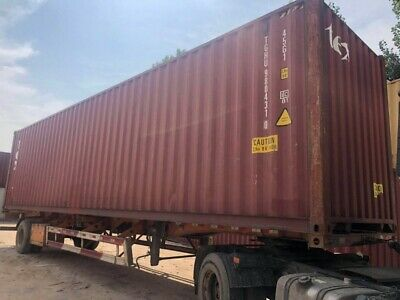 AU4000 • Buy Container Shipping Container 40 Foot